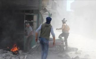 İdlib'de bombalı saldırı: 5 ölü, 35 yaralı