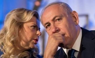 """Netanyahu'nun eşi de """"dolandırıcı"""" çıktı"""