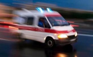 Otomobil devrildi! 2 ölü, 4 yaralı