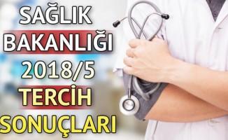 Sağlık Bakanlığı 18 bin personel alımı sonuçları açıklandı
