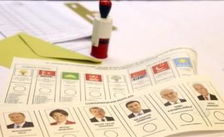 Türkiye'nin gözü, kulağı yarın yapılacak seçimlerde!