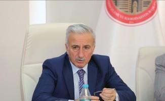 Bağımlılıkla Mücadele İl Koordinasyon Kurulu Toplantısı Vali Kamçı Başkanlığında Yapıldı