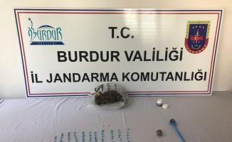 Burdur'da uyuşturucu operasyonları