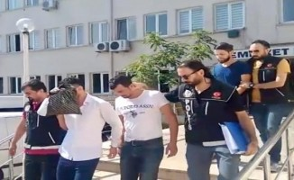 Bursa'da uyuşturucu operasyonu! 13 gözaltı