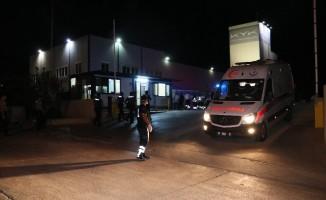 Fabrikadan yayılan koku işçileri etkiledi: 2'si ağır 8 kişi hastanelik oldu