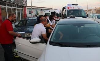 Kütahya'da silahlı çatışma: 2 yaralı