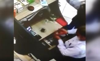Bursa'da ''Laf cambazı'' hırsız alarmı