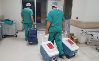 Organları 3 hastaya umut oldu