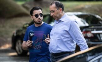 Özal'ın ölümündeki şüpheli FETÖ'cü hain ABD'de ilk kez görüntülendi