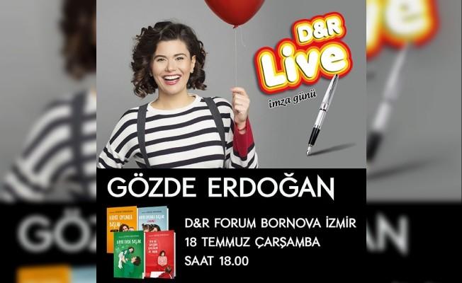 Süper Dadı Gözde Erdoğan, Forum Bornova'da
