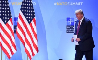 Trump'tan beklenen açıklama geldi! NATO'da kriz çözüldü...