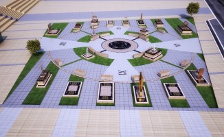 800 yıl önce roket tasarımı yapılan Cacabey Camii, Kırşehir'in sembolü