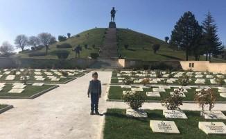 Aslanapa'dan Dumlupınar ve Zafertepeçalköy'e gezi