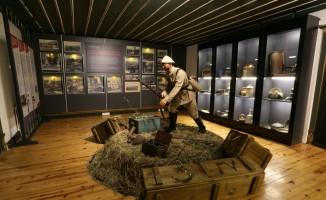 """""""Atatürk ile Bir Gün"""" temasının işlendiği eser, ziyaretçilerine inanılmaz bir deneyim yaşatacak"""