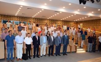 """AYTO'da """"Depremle Yüzleşmek"""" semineri yapıldı"""