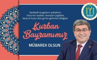 Başkan Can'ın Kurban Bayramı mesajı