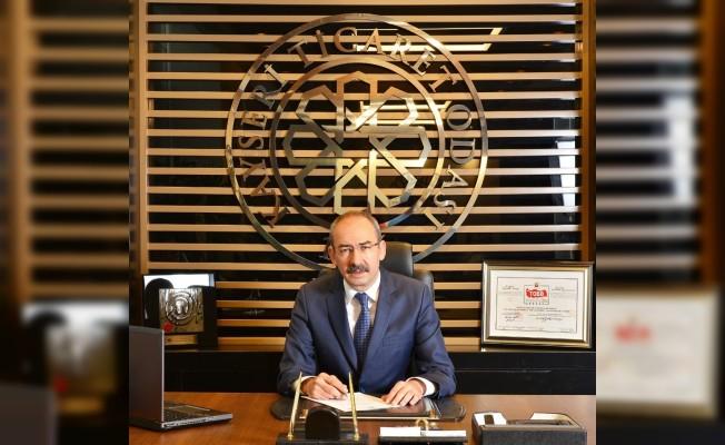 """Başkan Gülsoy: """"Reel sektör için alınan tedbirler çözüm niteliğindedir"""""""