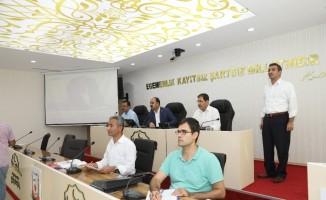 Belediye 20'inci Zırhlı Tugay Komutanlığının taşınmasında sorumluluk aldı