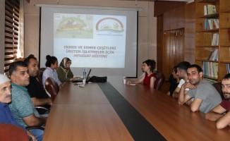Bingöl'de fırıncılara hijyen eğitimi