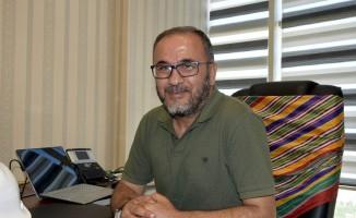 Burdur'da akademisyen maaşını bağışladı