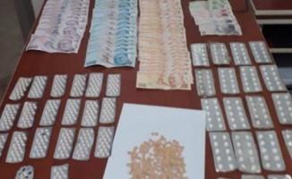 Bursa'da uyuşturucu ticareti yapan 2 Suriyeli tutuklandı