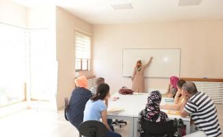 Çorum Belediyesi'nden engellilere özel Kur'an eğitimi