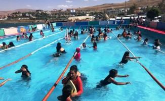 Edremit'te yaz spor okullarına yoğun ilgi