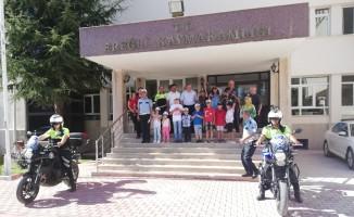 Ereğli'de kırmızı düdük projesi başladı