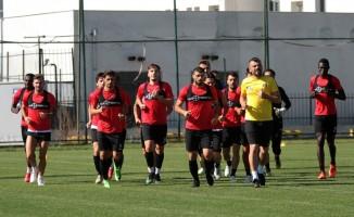 Eskişehirspor'da Balıkesirspor mesaisi başladı