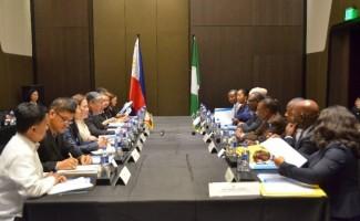 Filipinler ve Nijerya uyuşturucuyla mücadele için anlaştı