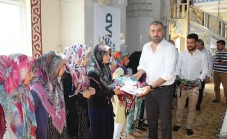 Genç MÜSİAD Mersin 'Bu yaz camideyim' projesinin finalini gerçekleştirdi
