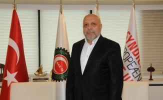 HAK-İŞ Genel Başkanı Arslan'dan Kurban Bayramı mesajı