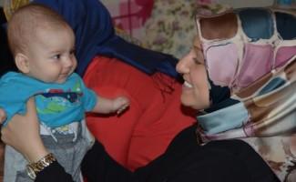 'Hoş Geldin Bebek' ziyaretleri devam ediyor