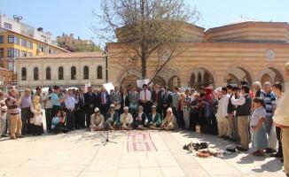 İbn-i Sina için okunan 1001 hatmin duası Kastamonu'da yapıldı