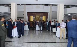 Iğdır'da Bayramlaşma programı
