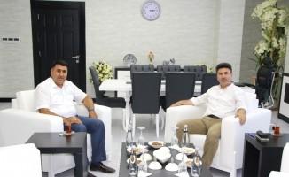 İl Genel Meclis Başkanı Karakuş'tan Rektör Karacoşkun'a ziyaret
