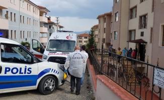 Karabük'te bir kadın evinin balkonunda ölü bulundu