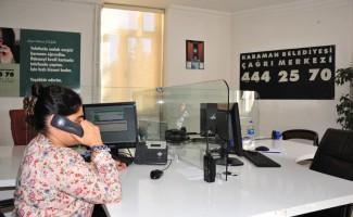 Karaman Belediyesi'nde bayram için tüm hazırlıklar tamamlandı