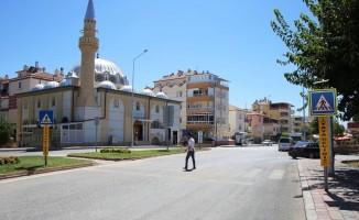 Karaman Belediyesinden sinyalizasyon çalışması