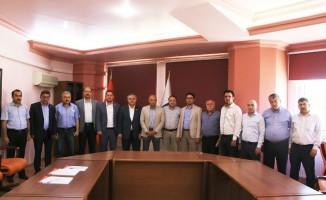 Karaman'da istişare toplantısı