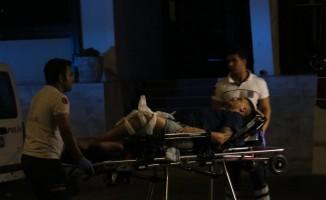 Lokantada silahlı kavga: 1 yaralı