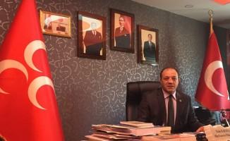 MHP İl Başkanı Karataş'tan Kurban Bayramı mesajı