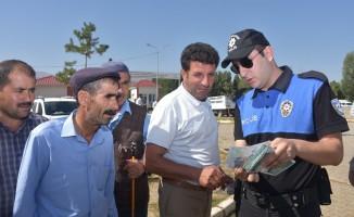 Muş polisi 'sahte para' konusunda uyardı