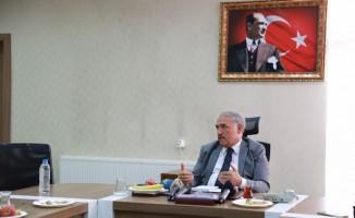 Niğde Belediye Başkanı Özkan 10 aylık çalışmalarını anlattı
