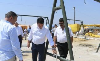 Osmangazi Belediyesi bayramda kesintisiz hizmette