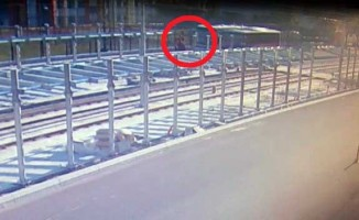 Otobüsün altında kalan kadın hayatını kaybetti