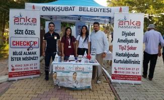 Peynir Festivali'nde Anka'ya yoğun ilgi