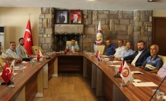 Seydişehir STK'lardan ABD'ye tepki