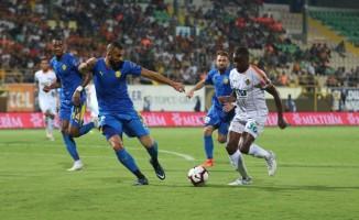 Spor Toto Süper Lig: Aytemiz Alanyaspor: 0 - MKE Ankaragücü: 2 (Maç sonucu)