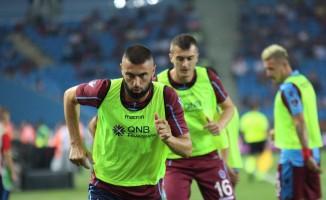 Spor Toto Süper Lig: Trabzonspor: 3 - Demir Grup Sivasspor: 1 (Maç sonucu)